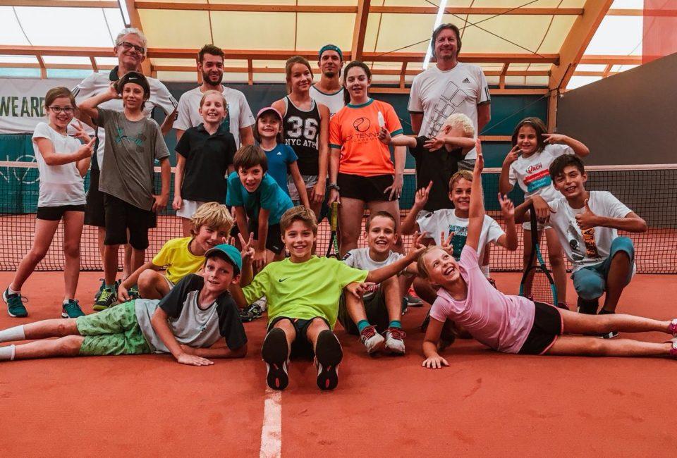 Ferie z tenisem – zapisz się już dziś